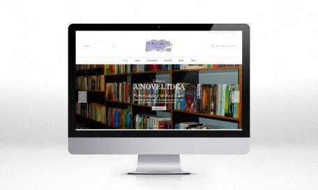 A NOVEL IDEA WEBSITE DESIGN