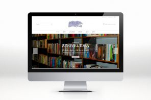 A NOVEL IDEA WEBSITE DESIGN